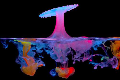 水滴アート11