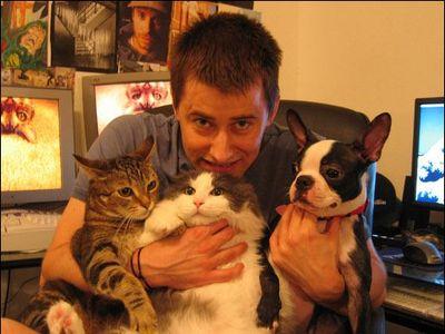 猫と犬01