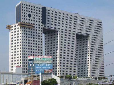 変わった建物07