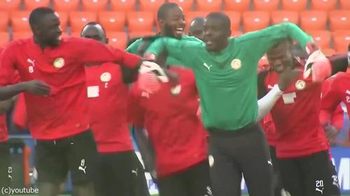 セネガルのトレーニング03