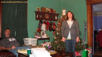 クリスマスの変な写真08
