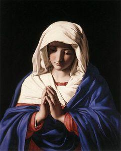 祈りの聖母