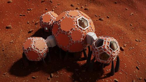 火星の住居デザイン03