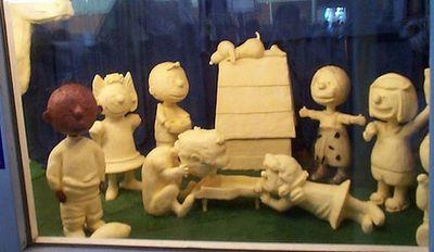 バター彫刻03