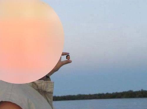 指に太陽07