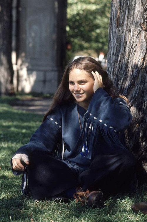 40年前のアメリカの女子高生ファッション03