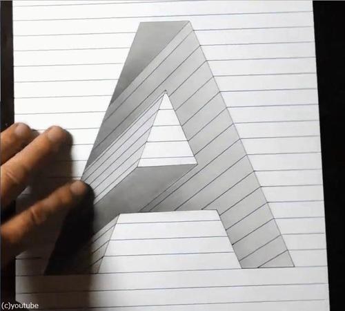 立体的なA06