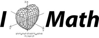 ●数学が好き