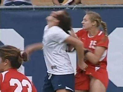 本当は恐ろしい女子サッカー
