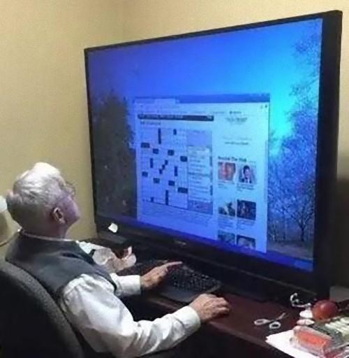 おじいちゃんのパソコン画面02
