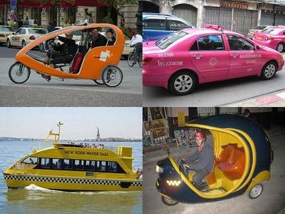 世界のタクシー00