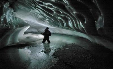氷の洞窟05