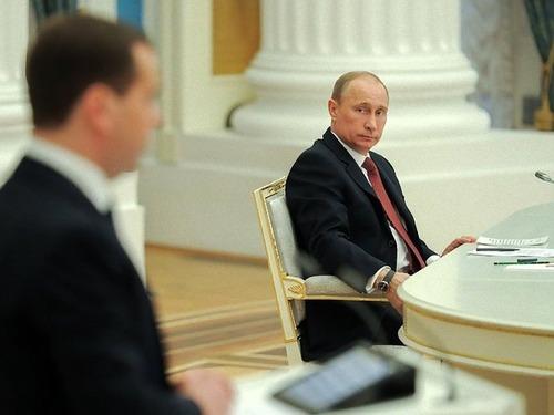 ロシアが定年を引き上げ
