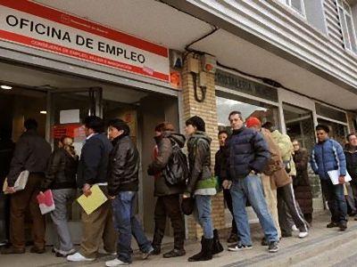失業率の高いスペイン