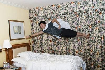 ふかふかのベッド12