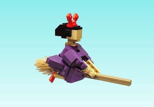 レゴでジブリ11