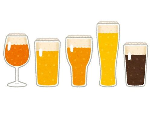 お気に入りのビールの棒グラフ00