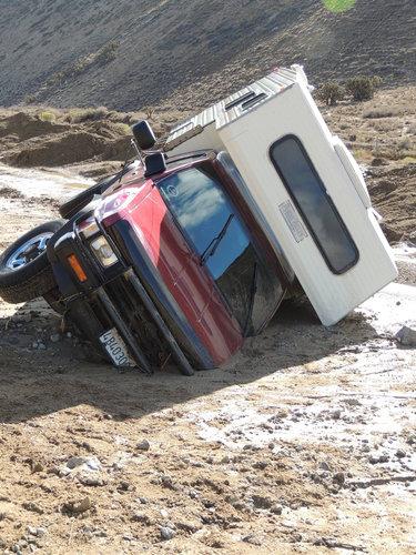 干ばつの続くカリフォルニアにようやく雨が降った12