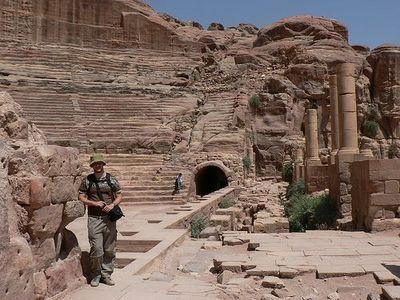 世界遺産ペトラ-ヨルダン06