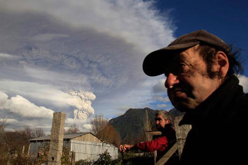 チリのプジェウエ火山07