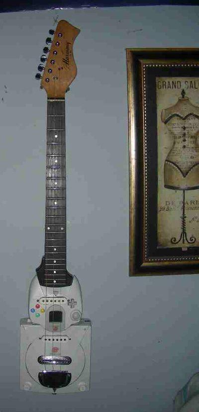 ドリームキャストのギター2