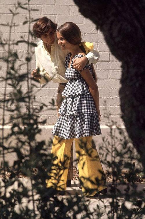 40年前のアメリカの女子高生ファッション10