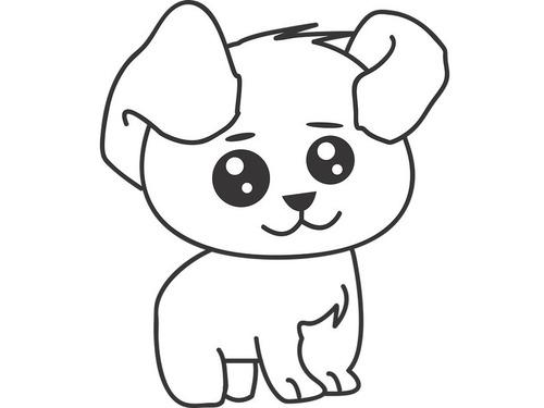 「犬の赤ちゃんの毛色に驚いた…」