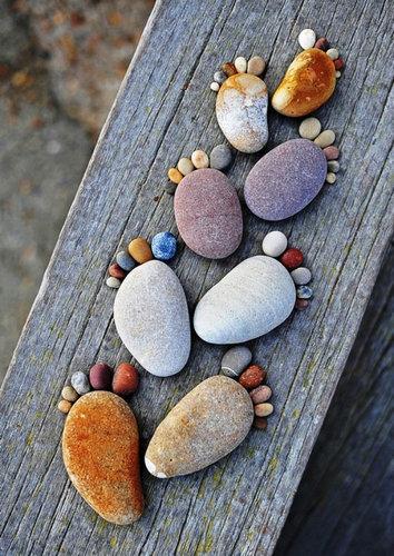 石の足跡13