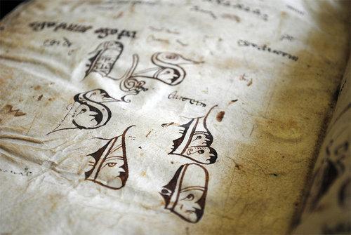 中世ヨーロッパの落書き07