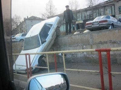 失敗した駐車06