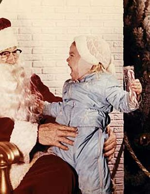 サンタクロースが怖い09