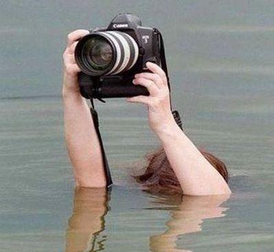 水害時にたくましく楽しむ人々07
