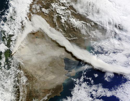 チリのプジェウエ火山02