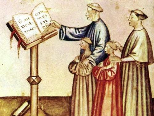 中世ヨーロッパの落書き00