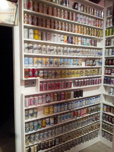 ビール缶のコレクション 001