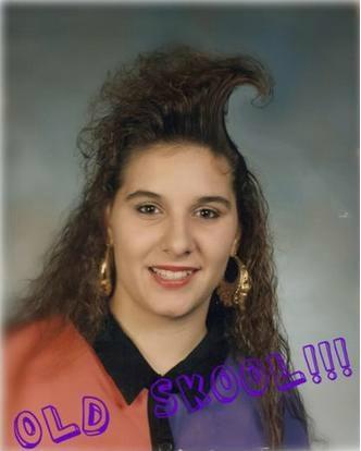 80年代の髪型25