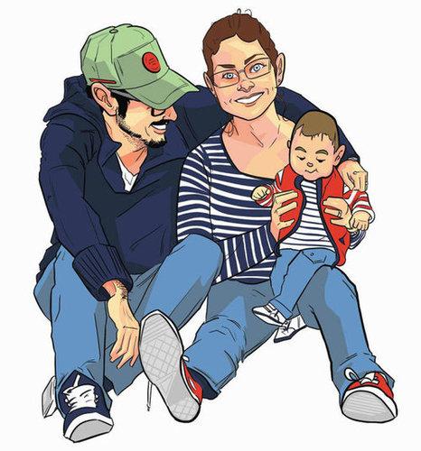 家族アート14