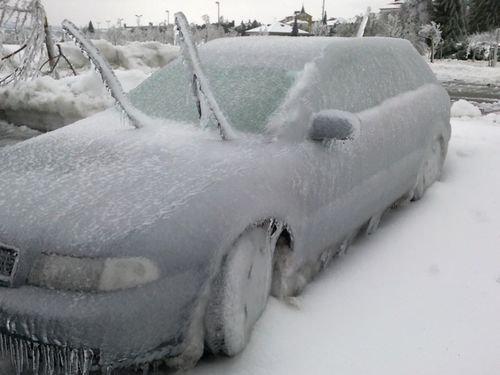 スロベニアの大寒波 000