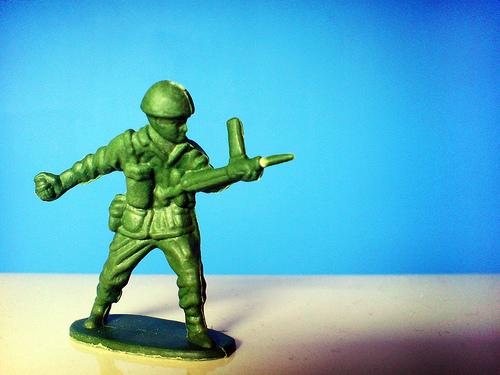おもちゃの兵隊アート00