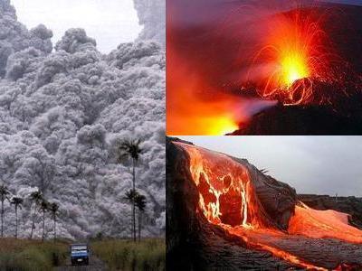 キラウエア火山TOP