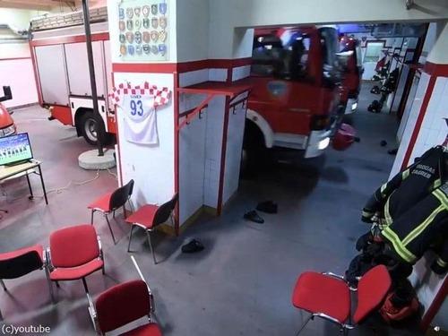 クロアチアの消防士たち04