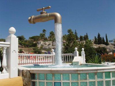 17.Tap fountain(蛇口の噴水)