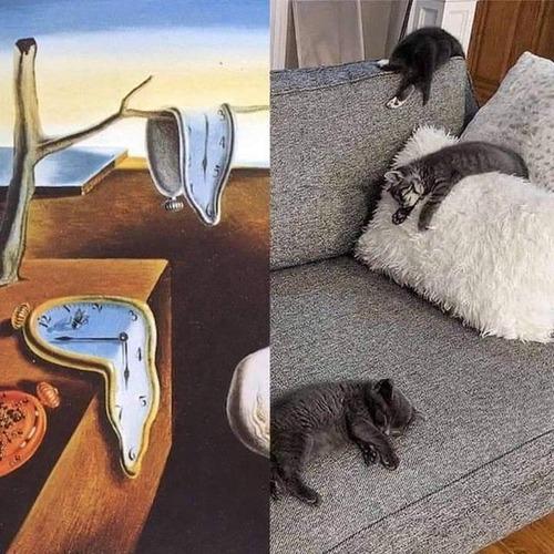 現実はアートの模倣である01