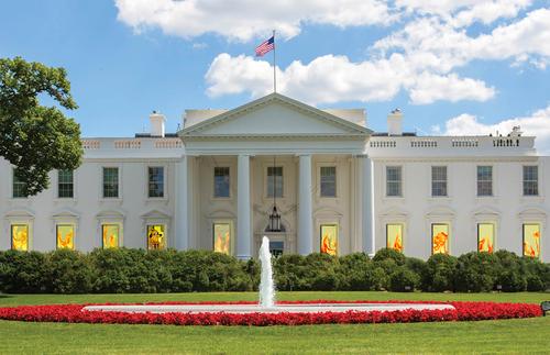 「もうホワイトハウスを変えちまえ!」09