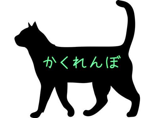 かくれんぼの上手な猫00