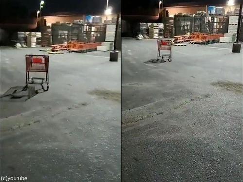ショッピングカートをナイスコントロール01