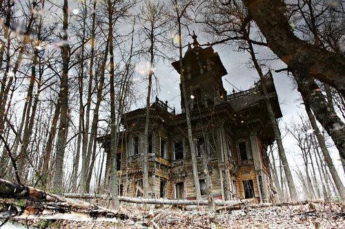 ロシアの廃村22