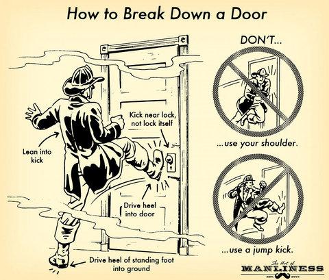 ソチ五輪で選手がトイレのドアをぶち破る07