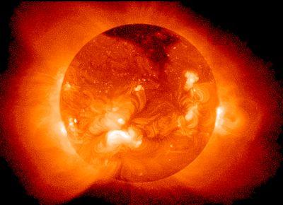 Sun in X-Ray