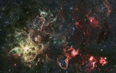 タランチュラ星雲01